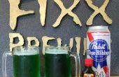 Faire de la bière de vert à domicile pour la Patrick Saint-