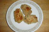 Ma version de saumon Croqutes
