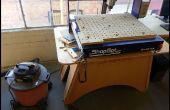 Comment faire une cloison acoustique pour aspirateurs d'atelier fort