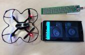 Contrôle quadcopter partir de votre téléphone en 30 minutes ! [ESP8266 + A7105 + Billy App pour iOS/Android]