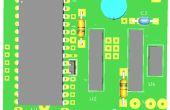 Scanner 3D control board arduino nano + drv8825