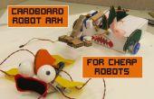 Bras de Robot en carton pour les Robots bon marchés