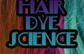 Science de colorant de cheveux
