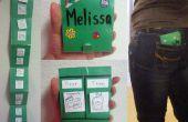 Format de poche Portable / Traveling horaire : parfait pour les enfants atteints d'autisme