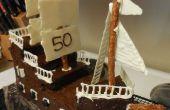 Gâteau de pirate