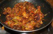 Fry de poulet