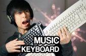 Contrôleur MIDI avec claviers