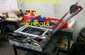 Comment créer un système pneumatique pour Robots (F.I.R.S.T)