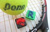3D imprimés Tennis amortisseur