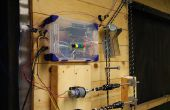 Porte de garage téléphone contrôlée, propulsé par Intel Edison Billy & Arduino