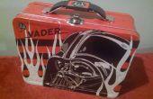 Boîte de Vader. Pi framboise intergalactique à piles émetteur récepteur BOT
