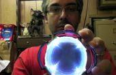 Miroir de l'infini - chose de Tony Stark Arc-réacteur