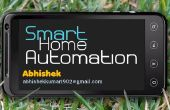DIY Smart Home Automation utilisant Android