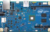 Projets de Galileo Intel : Station météorologique bricolage Simple