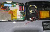 Comment faire pour ajouter la mise en veille automatique sur le GPS Omnitech
