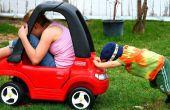 Appuyez sur Démarrer une voiture