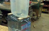 Faire un système de filtration de l'eau de type Berky qui paraît bien dans une cuisine