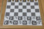 DIY CNC Chess