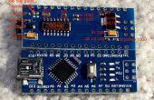 Arduino Nano ATmega238P/CH340G v3.0 PCB layout