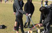 Une catapulte génial qui a été fait en classe !
