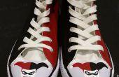 Harley Quinn/Joker DC Comics chaussures