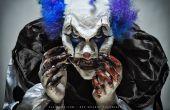 Cauchemar Clown - SFX maquillage Tutorial
