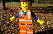 Costume de figure Emmet lego LEGO film