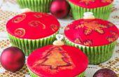 Comment faire Christmas Baubles Cupcake (tutoriel)