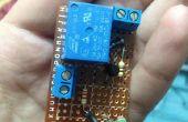 Circuit de relais de l'Arduino