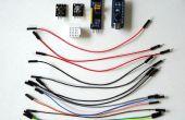 Arduino et Visuino : utilisation PCF8574/PCF8574A I2C GPIO pour ajouter plus de chaînes numériques à Arduino