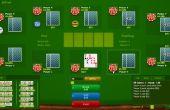Texas Hold suis configuration du réseau local.