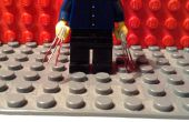 Lego wolverine griffes sanglantes en métal