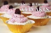 Comment faire des Blackberry et des petits gâteaux noix de coco