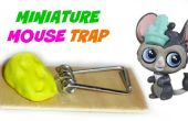Piège à souris miniature bricolage