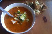 Soupe de pastèque