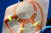 Tissu conducteur : Faire des Circuits souples à l'aide d'une imprimante jet d'encre.