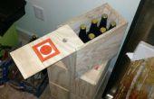 Un simple 8 - caisse de bière (pour les coffrets cadeaux)