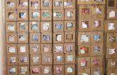 Comment rendre le système de stockage de l'inventaire Low Cost