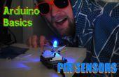 Arduino Basics : Capteurs PIR