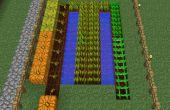 L'agriculture en Minecraft