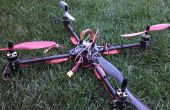 Robuste construction Quadcopter