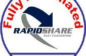 Téléchargement automatique de Rapidshare