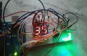 Détecteur de température de la pièce bricolage
