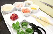 Comment faire cuire le Gordon raviolis de homard Ramsay