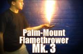 Palm monté main lance-flammes - MK 3