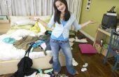 Comment nettoyer votre chambre (version rapide et simple)