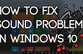 Comment corriger son problème dans Windows 10