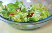 Faire salade
