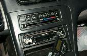 Dispositif vol pas cher pour lecteur de cd de votre voiture