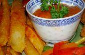 Comment faire des frites croustillants, et moelleux, panés ou ne pas